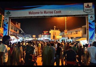 The Famous Mall Rd of Murree! | by Hassan Mohiudin