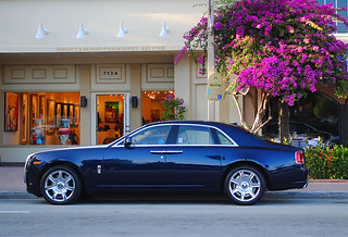 Rolls-Royce Ghost on Las Olas | by Infinity & Beyond Photography