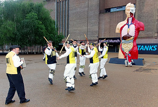 Westminster morris men | by CdL Creative