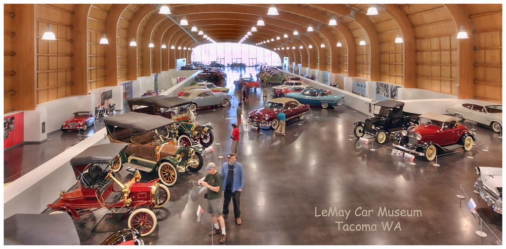LeMay Car Museum Tacoma WA MGp Michael Sherry - Lemay car show