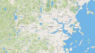 Boston, Massachusetts | by Mapbox