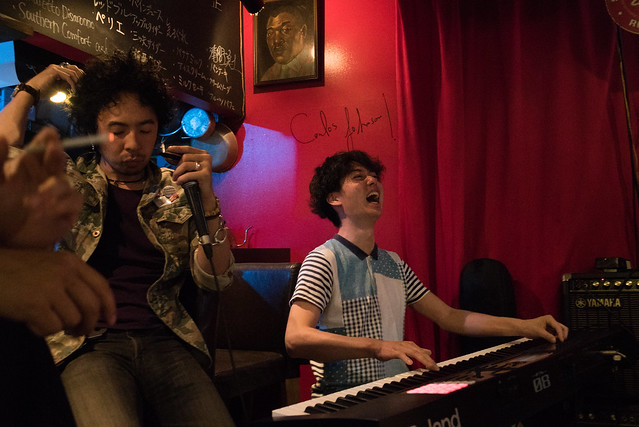 T.G.I.F. Blues Session at Terraplane, Tokyo, 10 Jun 2016 -00233