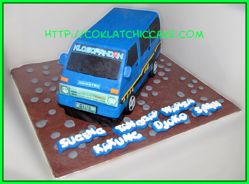 Cake Hijet
