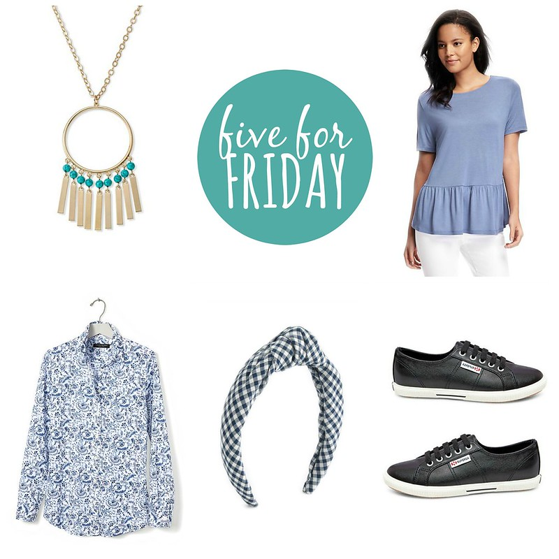 five for fridays tops and treats | Style On Target