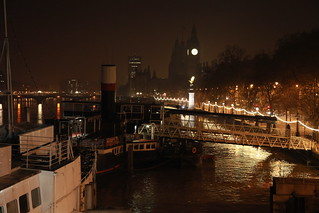 London - Alternative view from Embankment | by Calim*