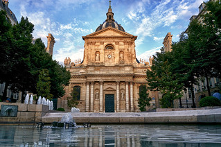 Paris University La Sorbonne | by -ARTUROMARTIN-