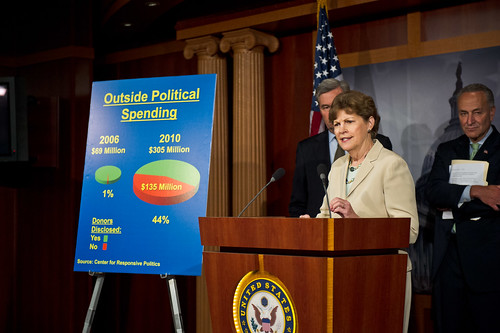 DISCLOSE Act | by Senate Democrats