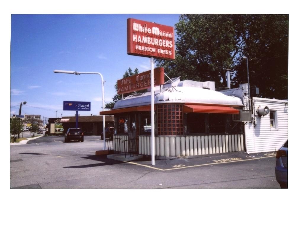 White Manna Hamburgers Hackensack NJ Fuji Instax Wide 210