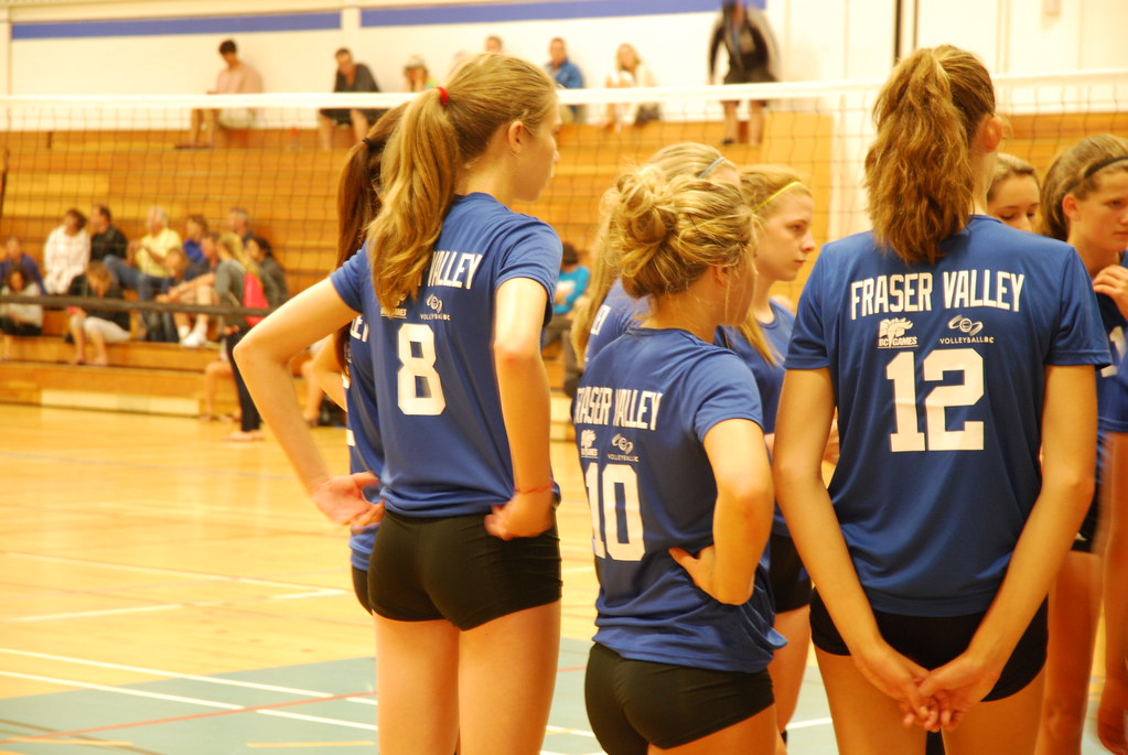 Volleyball pictures girls #2