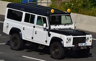 Land Rover 110 | by Charles Dawson