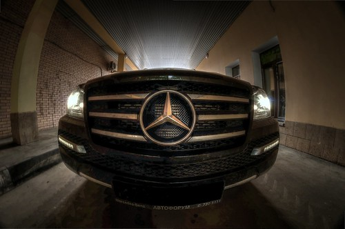 Mercedes GL | by Mr_Lucky_Man