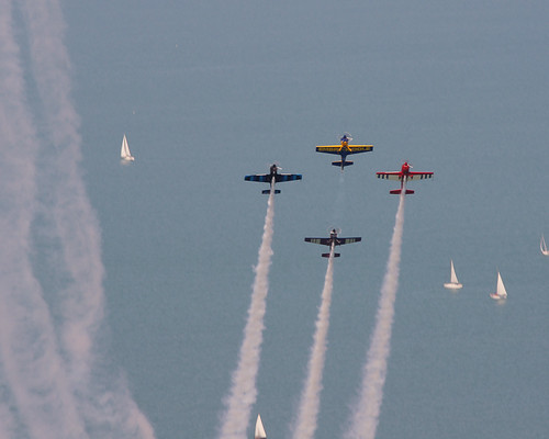 Chicago Air and Water Show 2012 | by PeteTsai