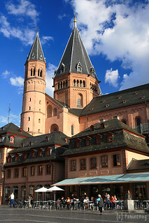 Mainz Cathedral | by tomosang R32m