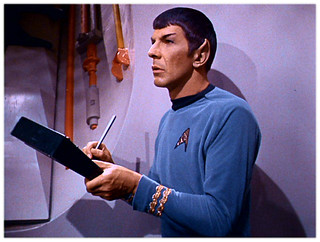 Spock | by Fantasy Voyager