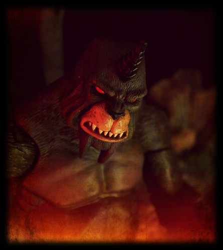 Masters of the Universe Classics - Shadow Beast | by Ed Speir IV
