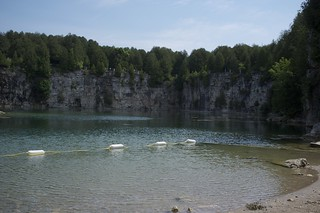 Elora Quarry | by chilebeans