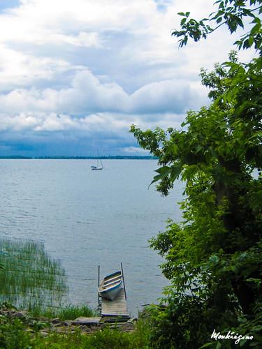 view from my vue de ma rue ottawa river rivi 232 re flickr