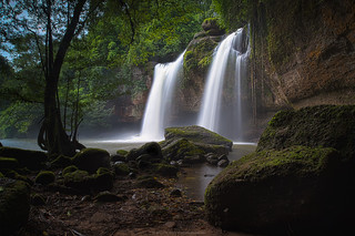 Haew Suwat Waterfall | by Pichaya V. (Zolashine)