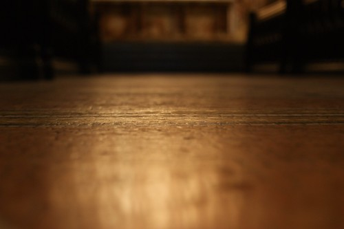 line in the floor | by rmcmorley