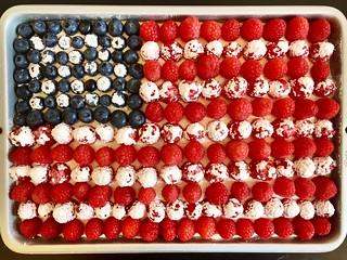 American Flag Cake Recipe Jello