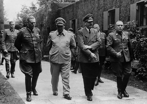 Hitler & Goering  20th July 1944 | by tormentor4555