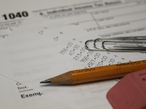 Filing Taxes - 1040 Form | by Philip Taylor PT