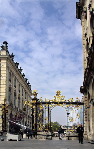 Place Stanislas à Nancy | by mrieffly