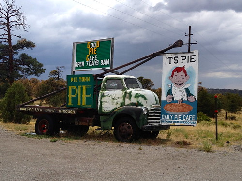 Good Pie Cafe, Pie Town, NM | by Heart Trek USA