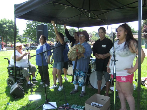 Maclean Park BBQ 2012 - 002 | by Libby Davies