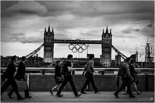 The Olympic Journey Home | by LeePellingPhotography.co.uk