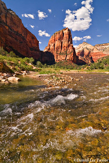 Virgin River, Zion National Park • Explored August 1, 2012 | by photoclever.com