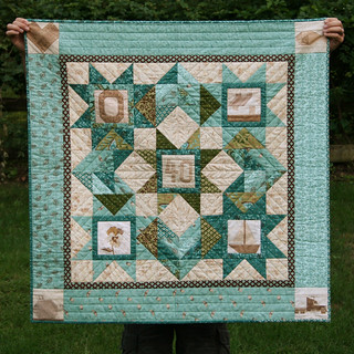 40th anniversary quilt 2 | by jenny makes stuff