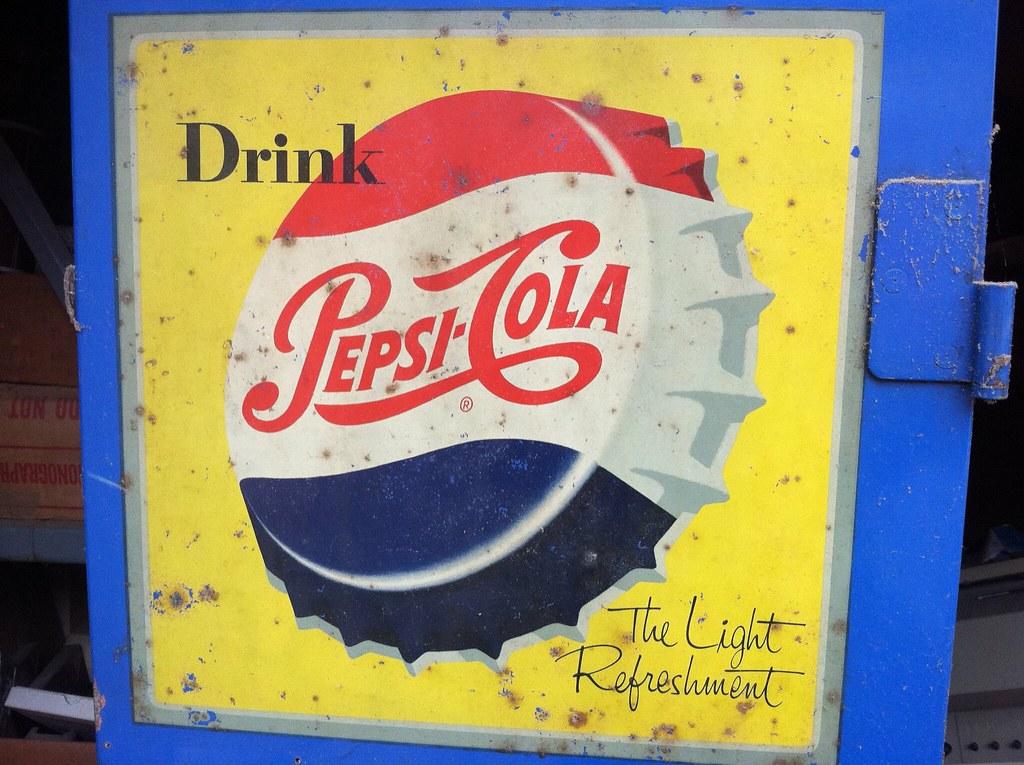 dating Pepsi logot