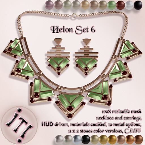 !IT! - Heion Set 6 Image