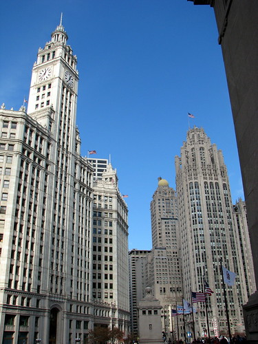 Wrigley building | by brookt1970
