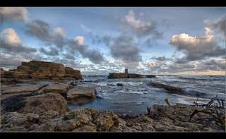 Souter point rangefinder Marsden | by Alan Dingwall
