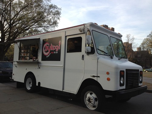 Bulkogi Food Truck Durham