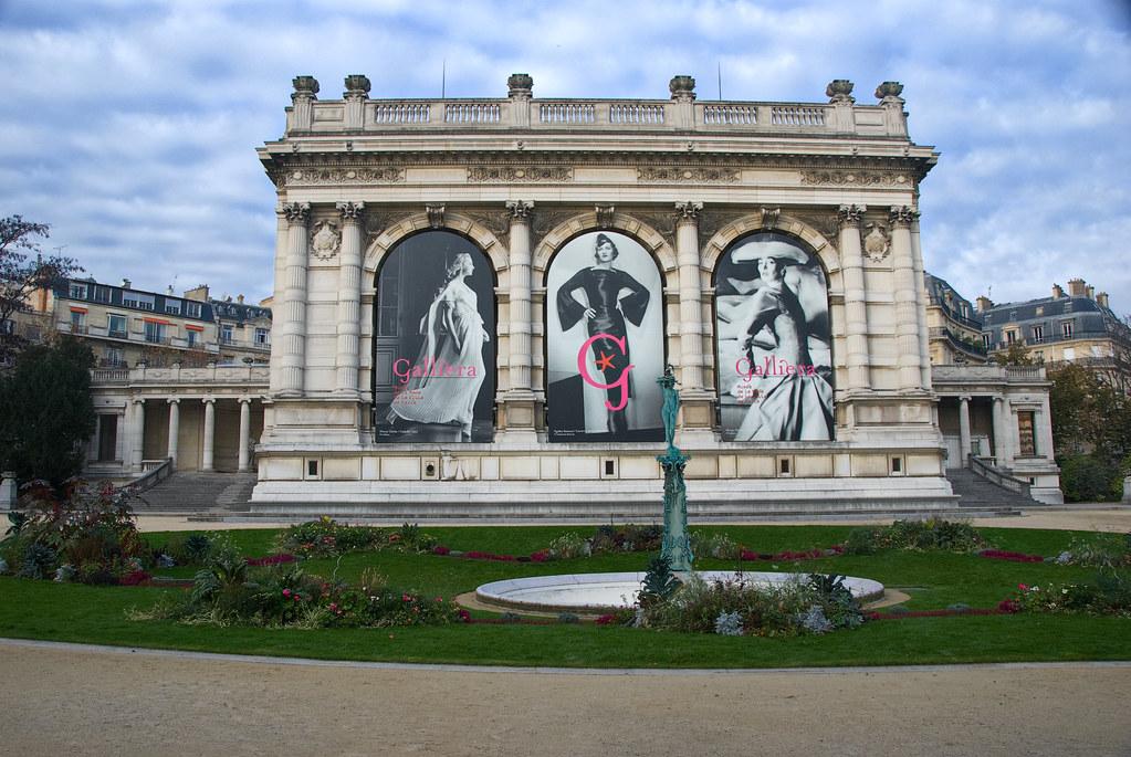 Palais Galliera Musee De La Mode De La Ville De Paris Flickr