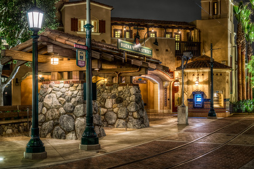 Buena Vista Trolley Stop | by Justin in SD