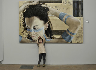 Kristina Canvas Painting - Found In Berlin - JBAK - James Bullough & Addison Karl | by karl_addison