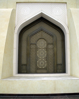 Islamic Fretwork Window | by Kombizz