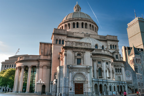 Christian Science church | by michellerlee