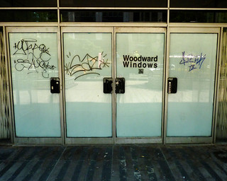 Windows on Woodward | by FrogLuv