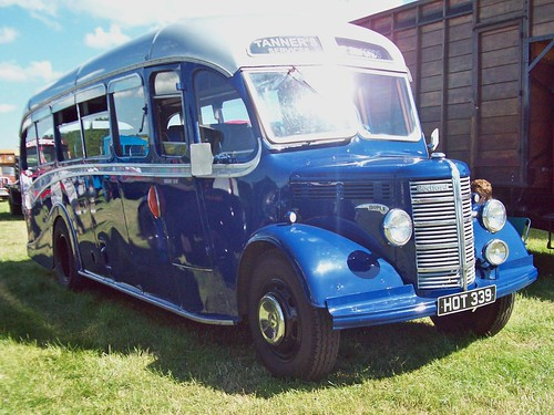 177 Bedford OB Coach (1951) | by robertknight16