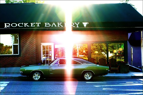 1968 Dodge Charger R/T - Rocket Bakery | by 1968 Dodge Charger R/T | Scott Crawford