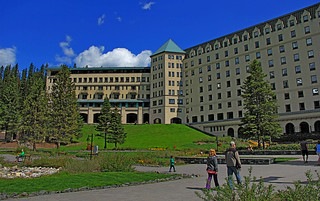 Chateau Lake Louise | by LostMyHeadache: Absolutely Free *