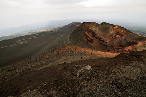 Old crater - Etna - Sicily | by PascalBo