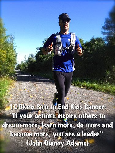 GGT Steve - 100km to End Kids Cancer | by GoodGuysTri