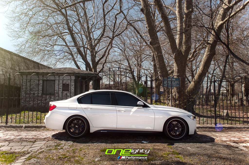 bmw f30 328i m-performanceoneighty | we outfitted this 2… | flickr