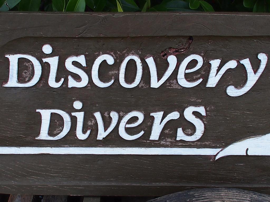 Buceo con Discovery Divers en bahía Puerto del Sol